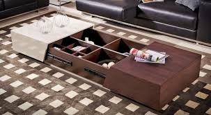 50 <b>Unique Coffee Tables</b> That Help You Declutter and Stylise Your ...
