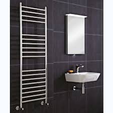 Bathroom Electric Towel Rail Installation