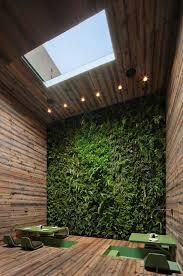 Indoor Garden Design Ideas Beauteous Interesting Internal Courtyard Idea Especially If The Glass Roof