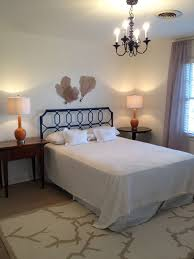 bedroom: Simple Bedroom Design With Likeable Iron Bed Feat Astounding Twin  Table Lamp Shade And