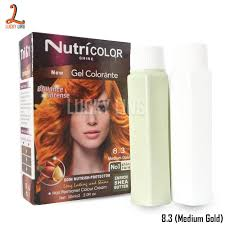 nutricolor brillance intense hair color dye 30ml