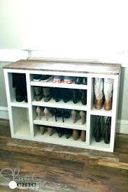closetmaid shoe rack shoe organizer espresso closet maid shoe organizer closet shoe organizers shoe storage organization closetmaid shoe rack