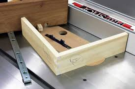 dado joint table saw. making a table saw box-joint jig dado joint o