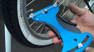 Park Tension Meter Chart Wheel Spoke Tension Meter Park Tool Tm 1 Home Bike Mechanic