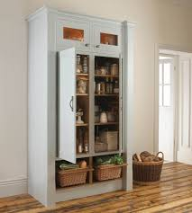 magnificent stand alone kitchen pantry 6 freestanding organizer