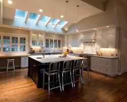 Kitchen Lighting For Vaulted Ceilings Kitchen Lighting Ideas Vaulted Ceiling Kutsko Kitchen
