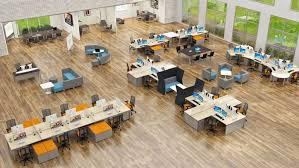 open floor office. contemporary floor fixing the open office floor plan throughout s