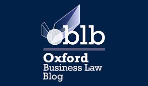 Business Law Oxford Business Law Blog Oxford Law Faculty