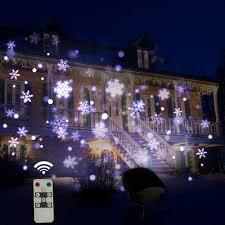 Laser House Lights For Christmas Vnl Ip65 Remote Control Led Christmas Laser Snowflake
