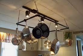 new pot rack light
