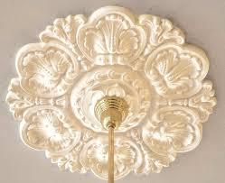 vintage hardware lighting recreated acanthus 30 diameter real plaster ceiling medallion zk 15