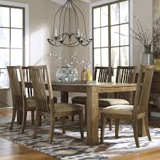 signature designs by ashley rectangle dining room erfly extended table overstock ping great deals on signature design by ashley dining tables
