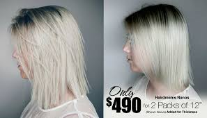 Dream Catcher Hair Extensions Price Hairdreams Real Human Hair Extensions By Dolce Salon Spa 75