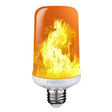 Fimitech Flame Light Bulbs