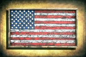 metal and wood american flag cool wooden flag decor patriotic metal wall art appealing wall decor metal and wood american flag