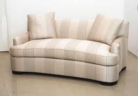 Unique Loveseats Furniture Alluring Unique Curved Couches With Classic Design Home