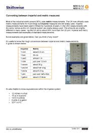 Household Metric Conversion Chart Skillful Simple Metric System Conversion Chart Imperial