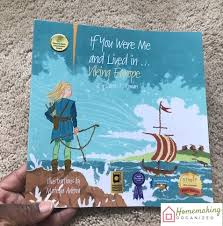 first up if you were me and lived in viking europe is a children s book about life in europe norway to be exact about 870 ad after a quick synopsis of