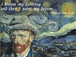 vincent van gogh painting dreams