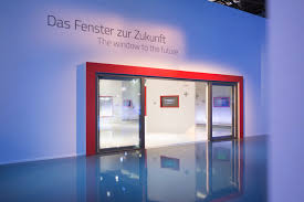 Fensterbau Frontale Curtain Up For A New Strategy For The Future