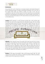 Retail Business Plan Template Classy Free Sample Furniture Business Plan