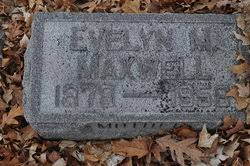 "Evelyn M ""Ava"" Chapman Maxwell (1878-1956) - Find A Grave Memorial"