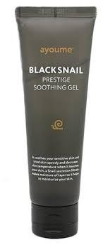 Ayoume Black Snail Prestige Soothing Gel <b>Успокаивающий гель</b> ...