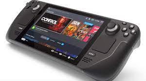 Valve reveals handheld Steam Deck PC ...