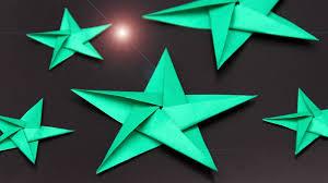 Basteln Und Mehr Origami Sterne Falten Zu Weihnachten