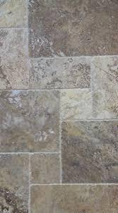 Chiseled Edged Travertine Tile Finish