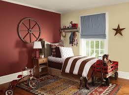 Red Apple Bedroom Furniture Red Kids Rooms Ideas Cowboy Friendly Red Kids Bedroom Paint
