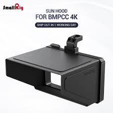 Blackmagic Design Pocket Cinema Us 27 97 37 Off Smallrig Bmpcc 4k Camera Sun Hood For Bmpcc 4k 6k Blackmagic Design Pocket Cinema Camera 4k 6k Vh2299 In Tripod Monopods From