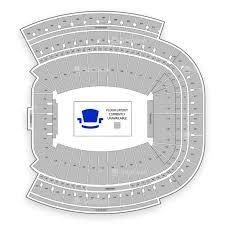 Sanford Stadium Seating Chart Concert Map Seatgeek