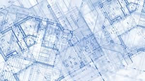 Blueprint Design Wallpaper Copy Architecture Blueprint Plan Video