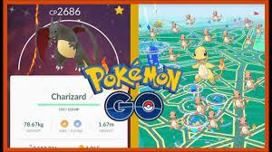 The Best Charmander Nest in Pokemon GO! - YouTube