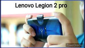 Lenovo Legion 2 pro smartphone ...