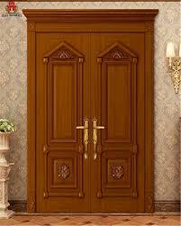 Latest Door Design For Home Bomei Manufacture Latest House Door Model Main Entrance Front Door Design Wooden Door Panel Buy Soundproof Door Panel Main Entrance Front Door