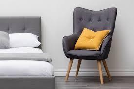 scandi occasional chair. Brilliant Scandi Alton Modern Charcoal Grey Fabric Occasional Accent Chair Throughout Scandi L