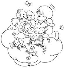 Small Picture Family praying precious moments free coloring pages Colour me