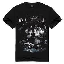 <b>KYKU Shark</b> T shirt Men Animal Tshirts Print Character T shirts ...