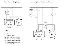 roller shutter motor wiring diagram kiosystems me Key Switch Wiring Diagram YJ roller shutter motor wiring diagram