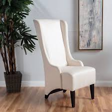 traditional chair design. Sheldon Traditional Design High Back Fabric Dining Chair EBay Throughout Chairs Architecture 9