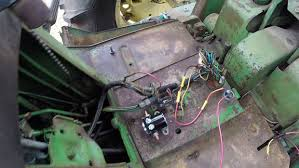 john deere 3020 24v to 12v conversion 15 steps (with pictures) 4020 alternator conversion at John Deere 4020 24v To 12v Conversion Wiring Diagram