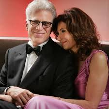 Cheers to Ted Danson and Mary ...