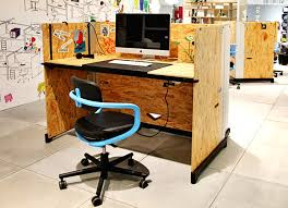 office hack. Konstantin Grcic\u0027s OSB Hack Table For Vitra Created Office Environments A