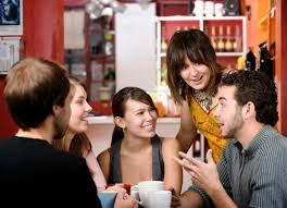 drinking coffee with friends. Perfect Friends Friends Drinking Coffee Intended Drinking Coffee With F