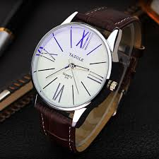 mens mini st watch promotion shop for promotional mens men watch mini st personality fashion classic waterproof leather belt business big dial masculine quartz wristwatch