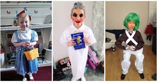 last minute world book day costume ideas you can make at home liverpool echo