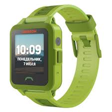 Детские <b>умные часы GEOZON Active</b> Green купить в Москве ...