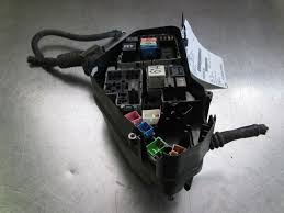 engine relay power junction fuse box 4 2l v8 7p0907295b oem vw 2005 vw touareg fuse box diagram at 2004 Touareg Fuse Box